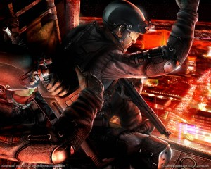 Wallpaper Rainbow Six Vegas 01 1280