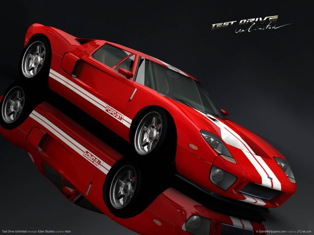 Wallpaper Test Drive Unlimited 01 1600