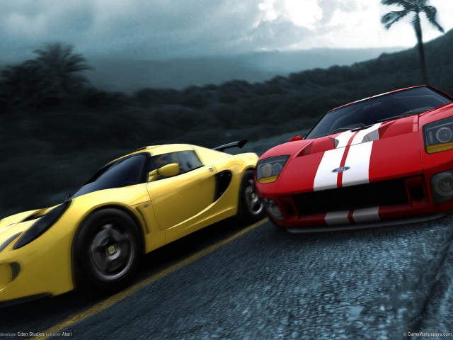 Wallpaper Test Drive Unlimited 03 1680×1050