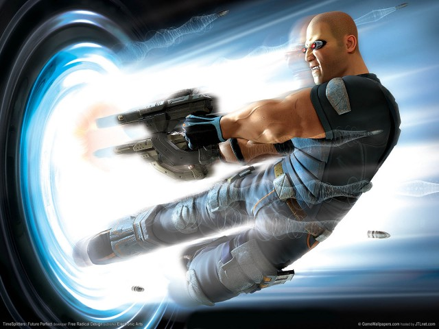 Wallpaper Timesplitters Future Perfect 01 1600