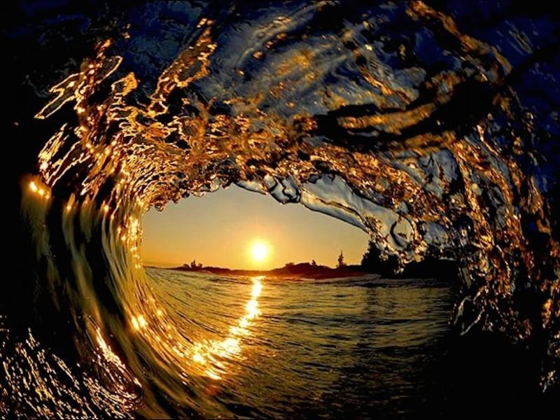Hawaii Wave Wallpaper