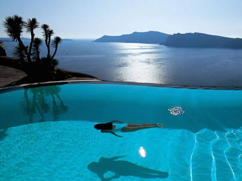 Oia Greece Dream Wallpaper