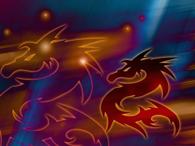 Dragon Art Wallpaper