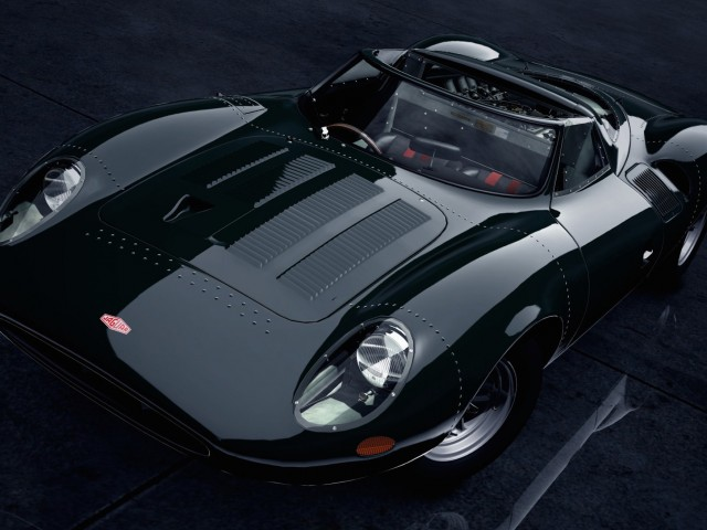 Jaguar XJ13 Car HD Wallpaper
