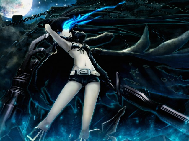 Black Star Shooter Pilot Dvd Wallpaper