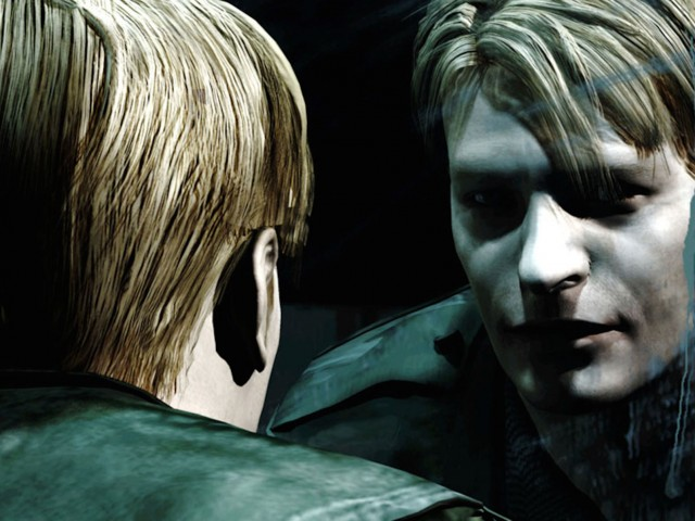 Silent Hill 2 Mirror Image Wallpaper