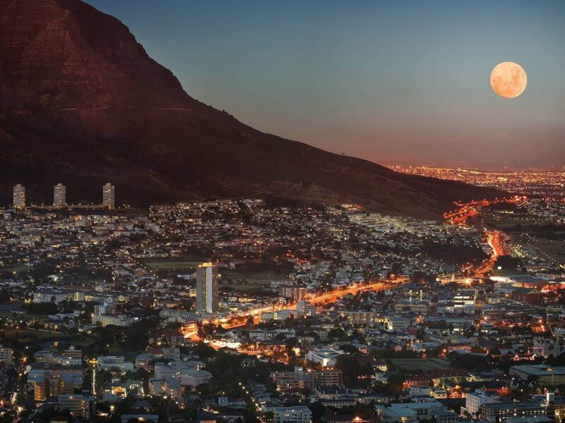 Cape Town-South Africa Wallpaper