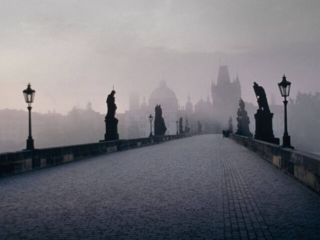 Charles Bridge Prague Wallpaper