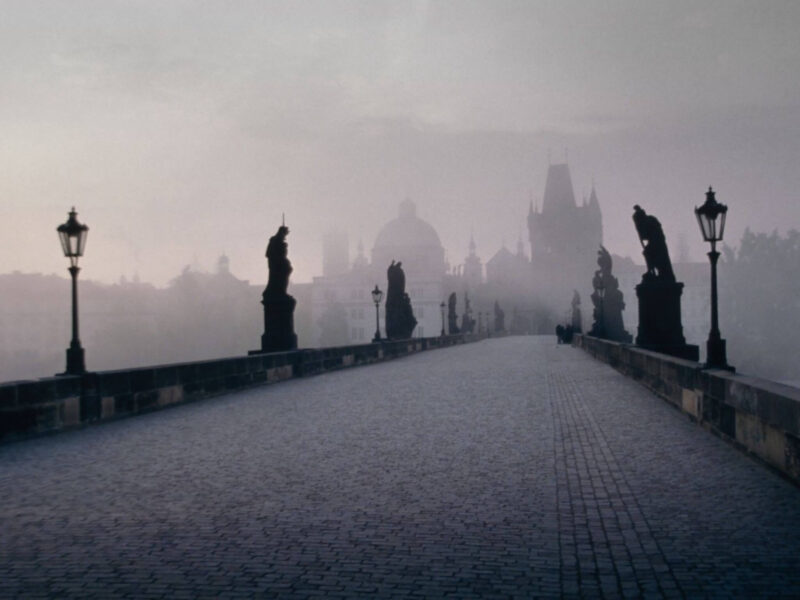 Charles Bridge Prague Wallpaper