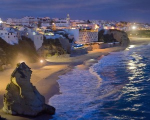 Albufeira Beach-Portugal Wallpaper