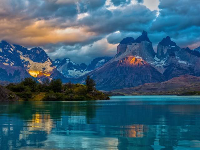 Argentina Landscape HD Wallpaper