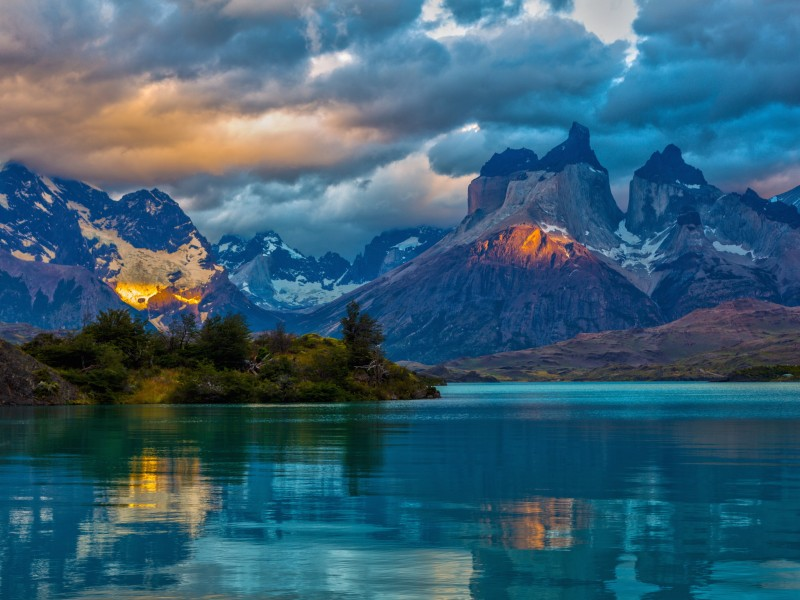 Argentina Landscape HD Wallpaper