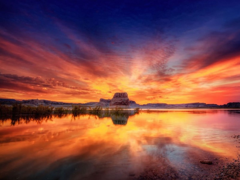 Mind Blowing Sunrise Wallpaper