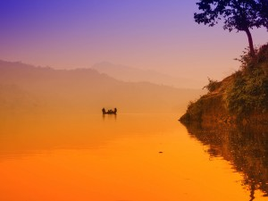 Nepal-Begnas Lake Wallpaper
