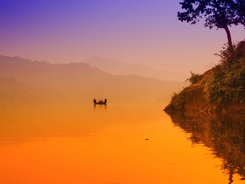 Nepal-Begnas Lake Wallpaper