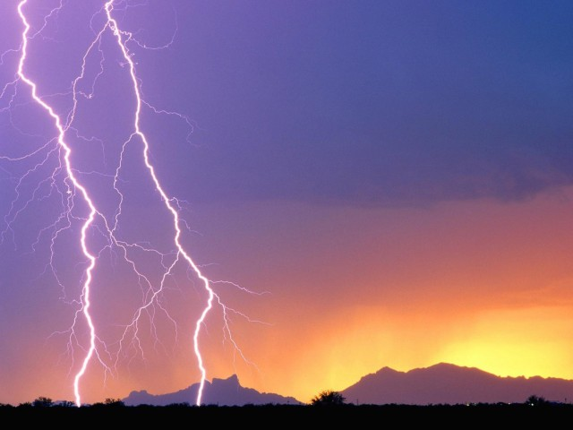 Beautiful Lightning Wallpaper