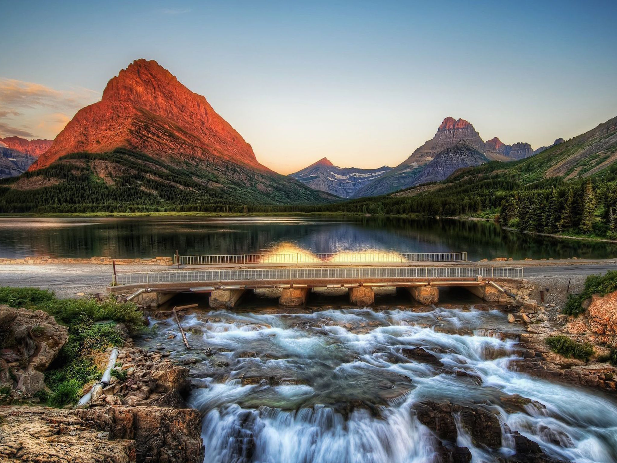 Glacier National Park Wallpaper Free Hd Park Downloads
