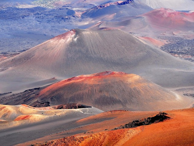 Haleakala National Park-Hawaii Wallpaper
