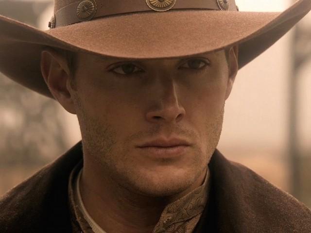 Cowboy Dean Winchester Wallpaper