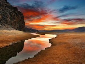 Gobi Desert HD Wallpaper