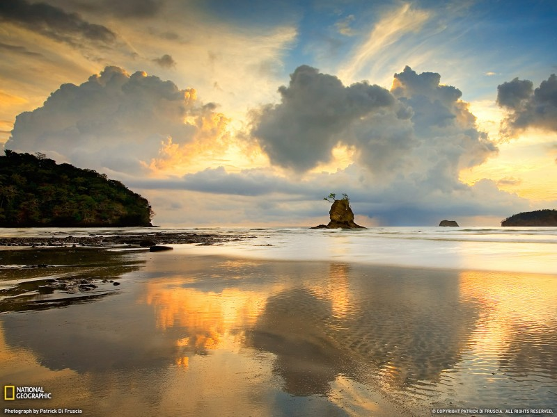 Nicoya Peninsula Costa Rica Wallpaper