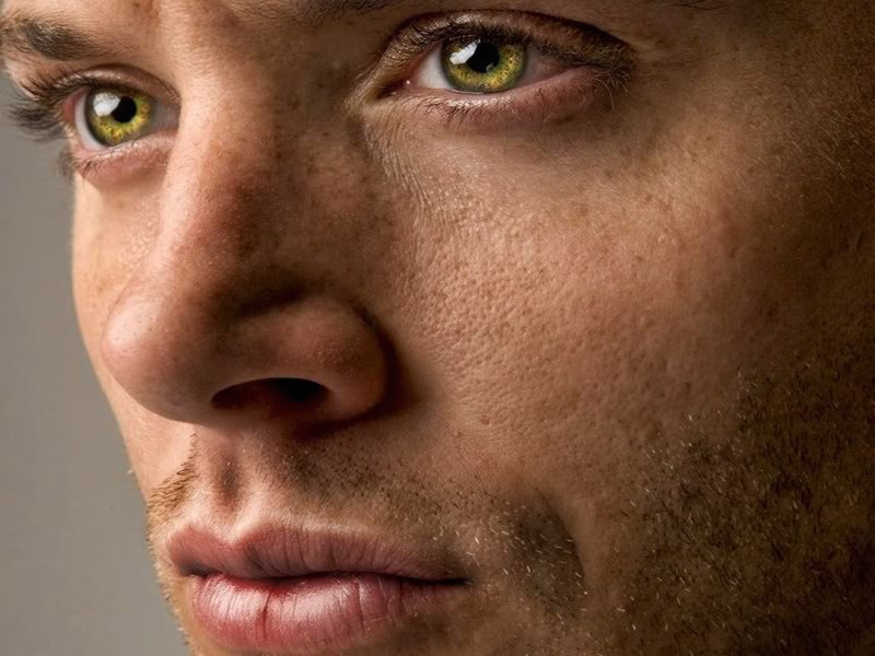 Jensen Ackles Eyes Wallpaper | Free HD