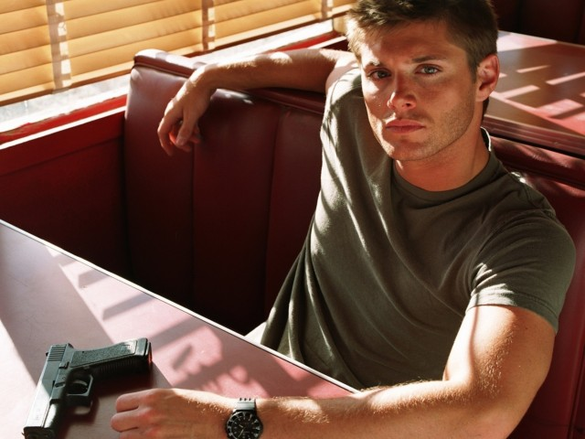 Jensen Make My Day Wallpaper