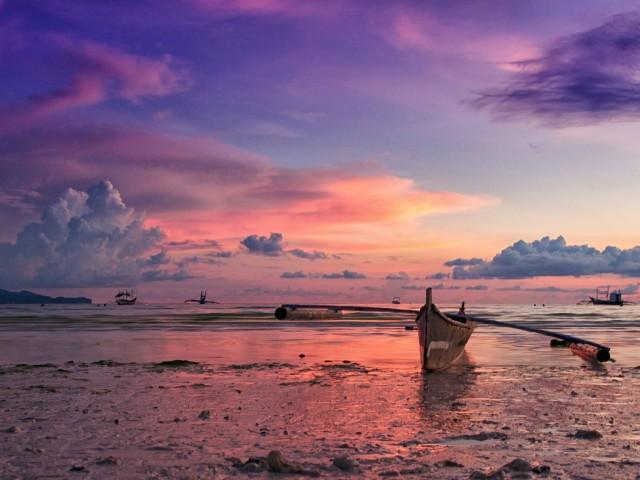 Philippines Coastal Wallpaper
