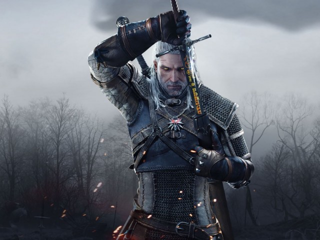 Geralt Of Rivia Wallpaper