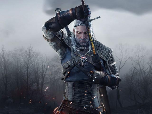 Geralt Of Rivia Wallpaper