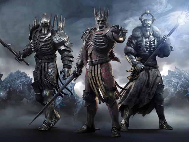 Witcher 3 Enemies Wallpaper