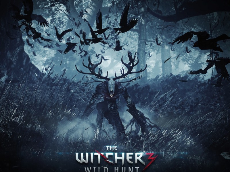 Witcher 3 Wild Hunt Wallpaper