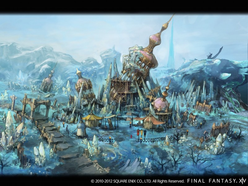 Final Fantasy XIV: A Realm Reborn Wallpaper