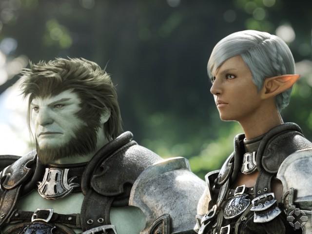Final Fantasy XIV HD Wallpaper