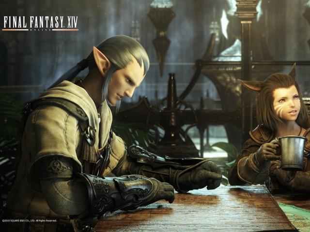 Final Fantasy XIV Online Wallpaper