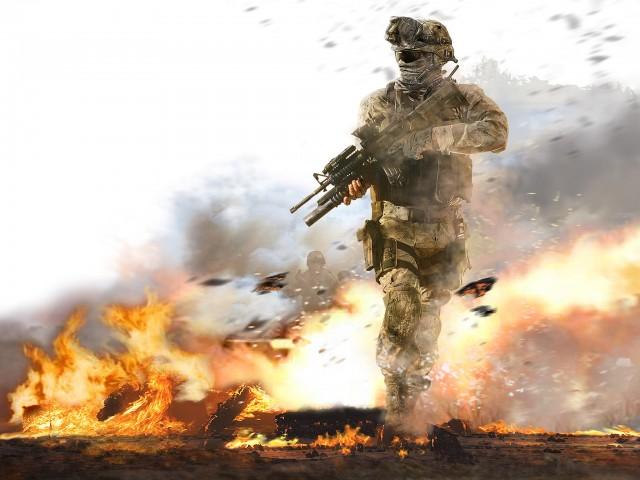 COD Modern Warfare 2 HD Wallpaper