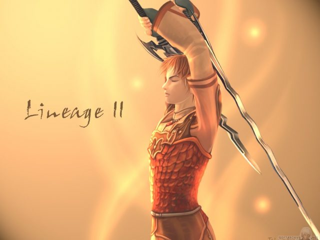 Lineage II: Chaotic Chronicle Saga Wallpaper